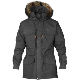 Fjällräven Sarek Winter Jacket Men dark grey